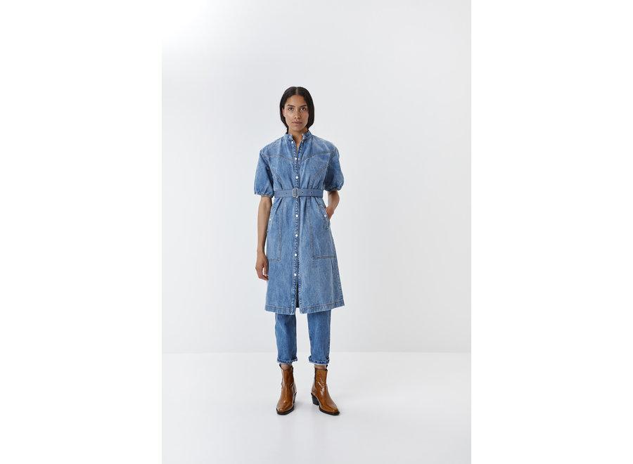 Dacy GZ dress medium blue