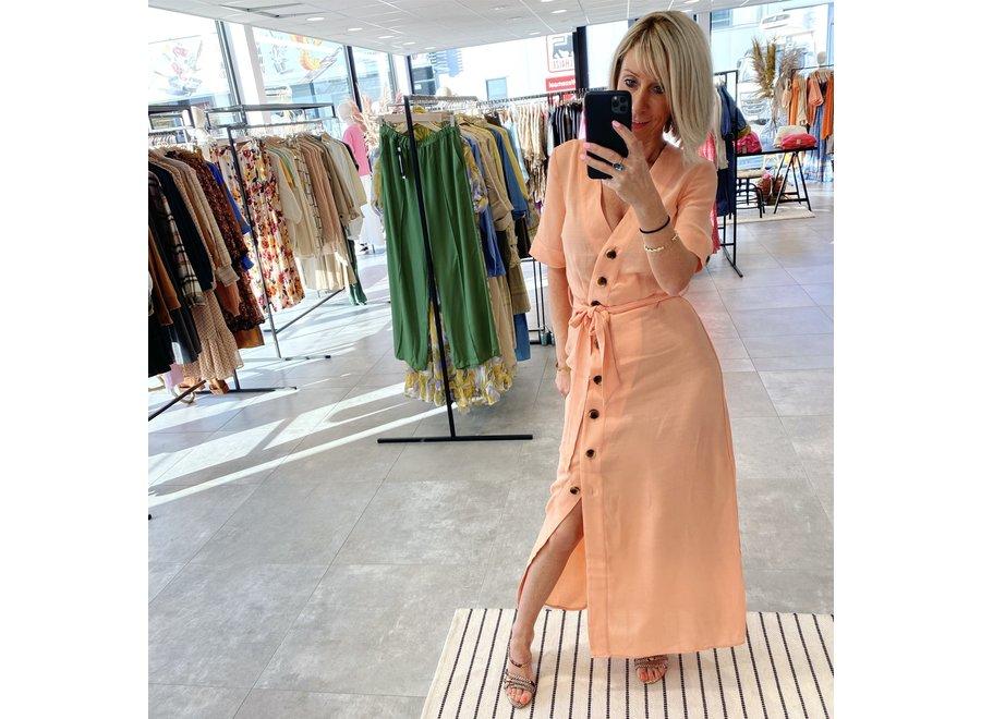 Marion Dress Yas coral pink