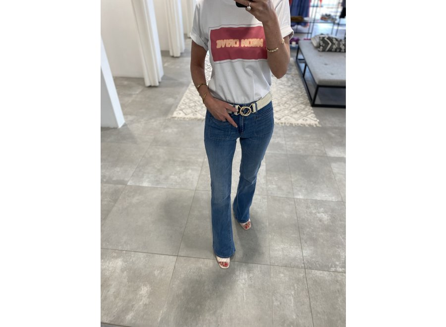 Erin hasse trend jeans light blue