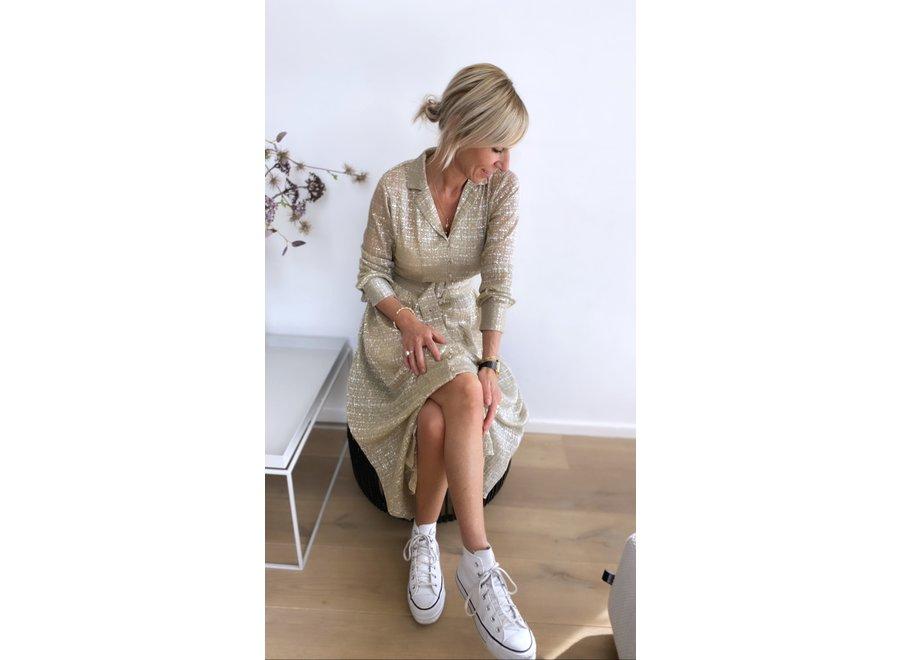 Juliet 1 dress bandshell combi LR