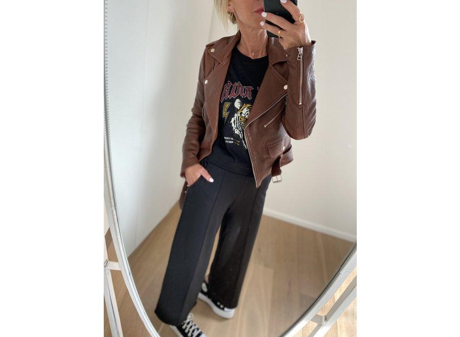 Kate   wide pant black