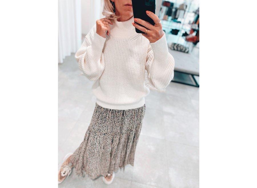 Ivana collar sweater