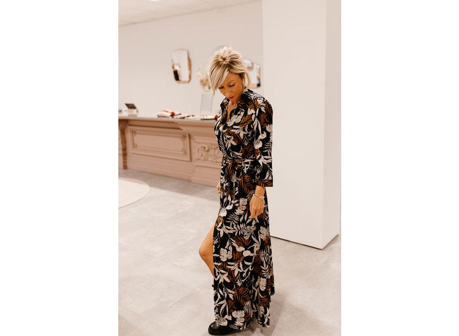 Barreto dress L5911 black