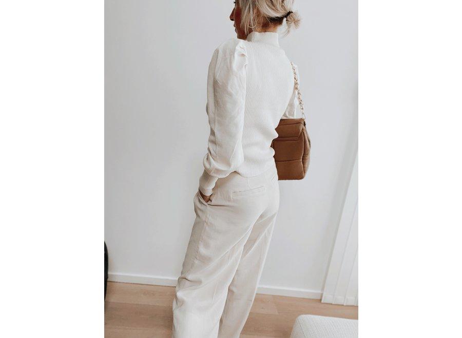 Marrita Cassi Pants Color Oyster