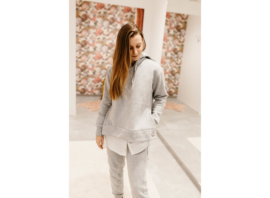 Nuka Sweater Color Light Grey