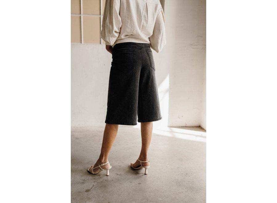 Morano Jeans Color Washed Black