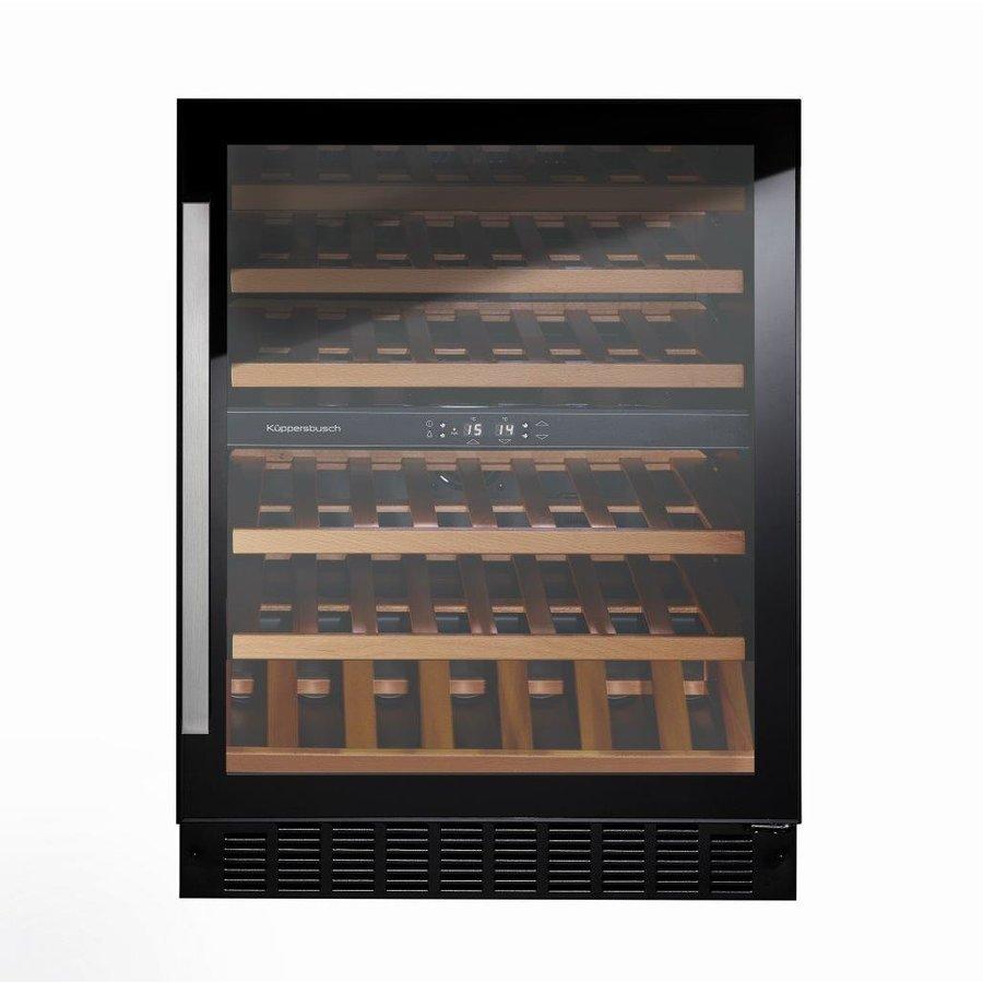 Küppersbusch FWK 1800 Wijnklimaatkast voor onderbouw met 2 temperatuurzones-1