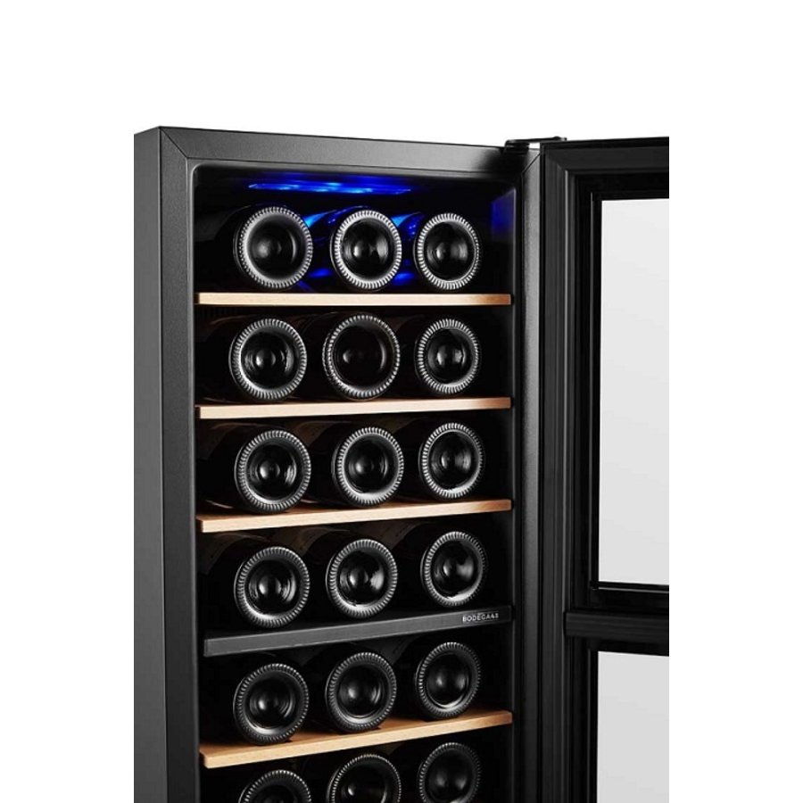 BODEGA43-24S Kleine wijnkoelkast-5