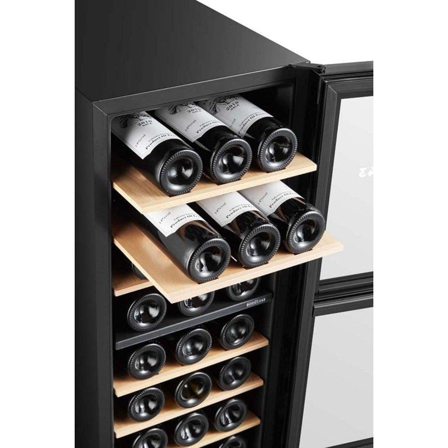 BODEGA43-24S Kleine wijnkoelkast-7