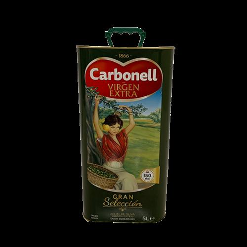 Carbonell Olivenöl Carbonell Virgen Extra 5l