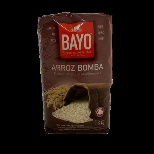 Bayo Reis Bayo Bomba 1kg