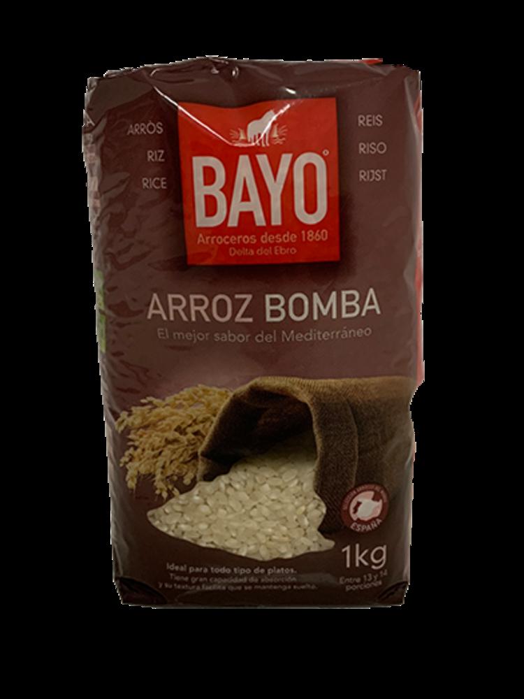 Bayo Arroz Bayo Bomba 1kg