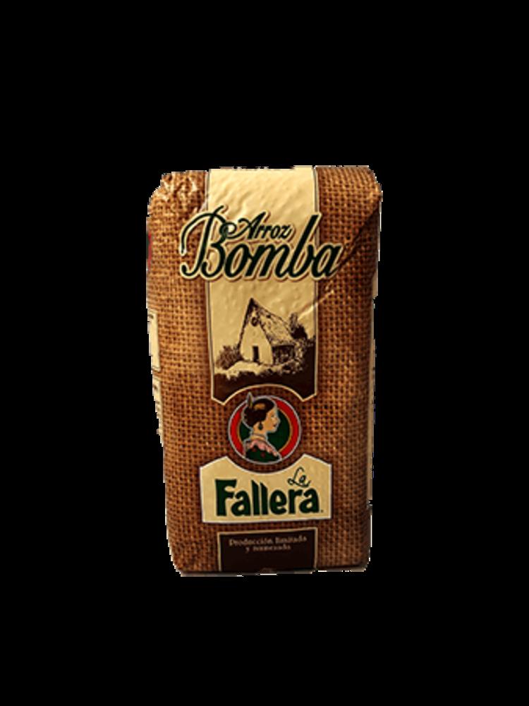 La Fallera Arroz La Fallera Bomba 1kg
