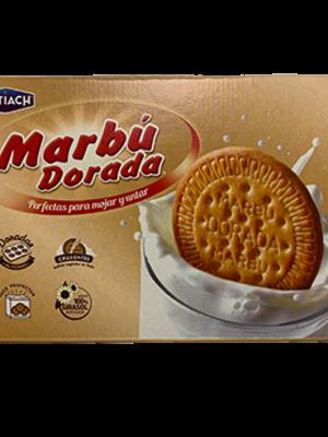 Marbu Marbu Galletas Maria Dorada 400g