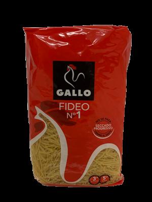 Gallo Pasta Gallo Fideo Nº1 500g