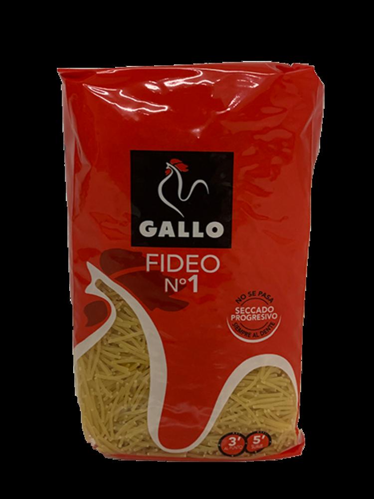 Gallo Nudeln Gallo Fideo Nº1 500g