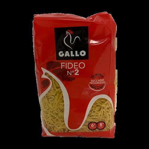 Gallo Pasta Gallo Fideo Nº2 500g