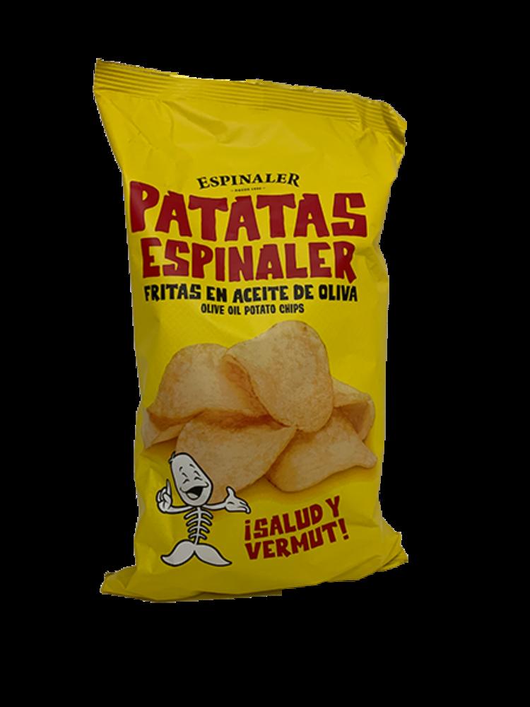 Espinaler Espinaler Patatas Fritas 150g