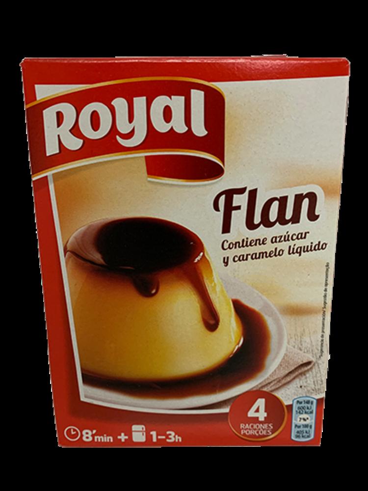 Royal Flan Royal Sencillo Puddingpulver 93g