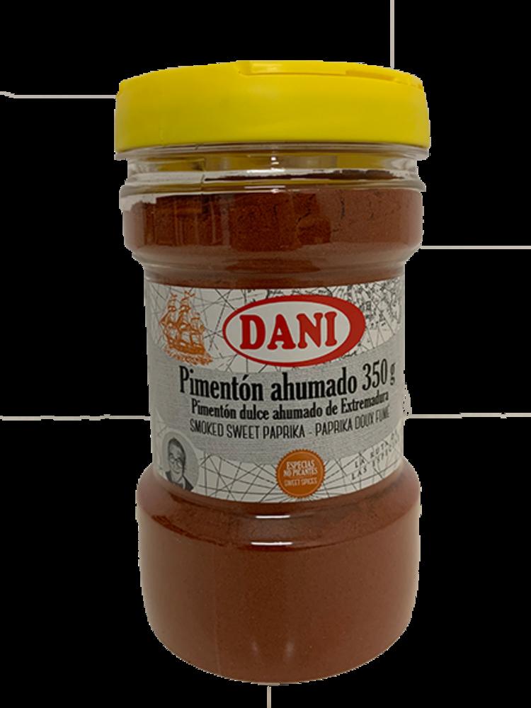 Dani Dani Pimentón ahumado de Extremadura dulce 350g