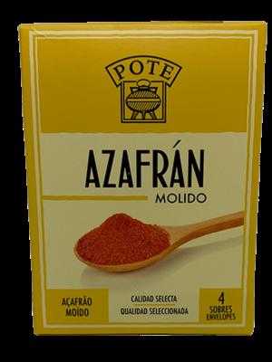 Pote Pote Azafran molido 0.4g