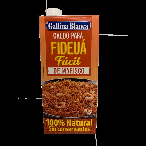 Gallina Blanca Gallina Blanca Fischfonds für Fiduá 1l