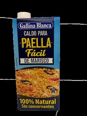 Gallina Blanca Gallina Blanca Caldo para Paella 1l