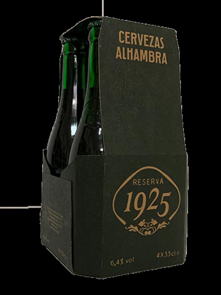 Alhambra Cerveza Alhambra Reserva 1925 4x330ml