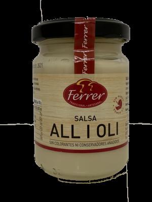 Ferrer Ferrer Alioli 140g