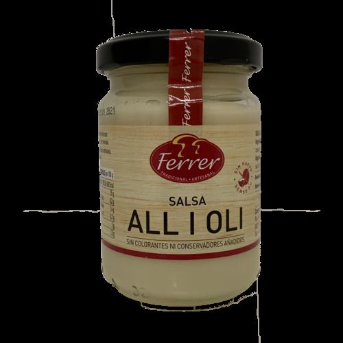 Ferrer Ferrer Alioli Knoblauchmayonnaise 140g