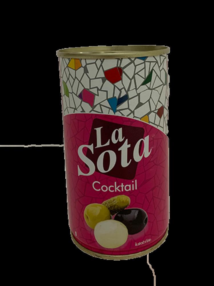 La Sota La Sota Olivencocktail 150g