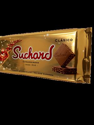 Suchard Suchard Turrón Chocolate Crujiente 260g