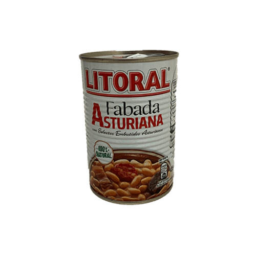 Litoral Litoral Fabada Asturiana 435g