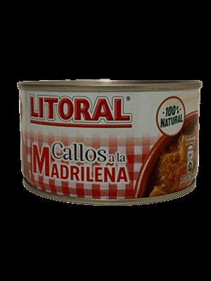 Litoral Litoral Callos a la Madrileña 380g