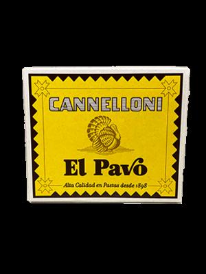 El Pavo El Pavo Canelones 125g
