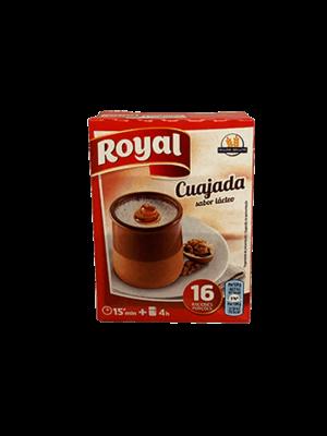 Royal Cuajada Royal