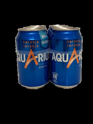Aquarius Aquarius isotonisches Erfrischungsgetränk Orange 8x330ml