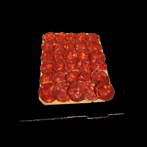 Ezequiel Chorizo de León Picante en lonchas 100g