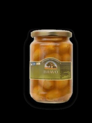 "Bravo Bravo Oliven ""bravas"" scharf eingelegt"
