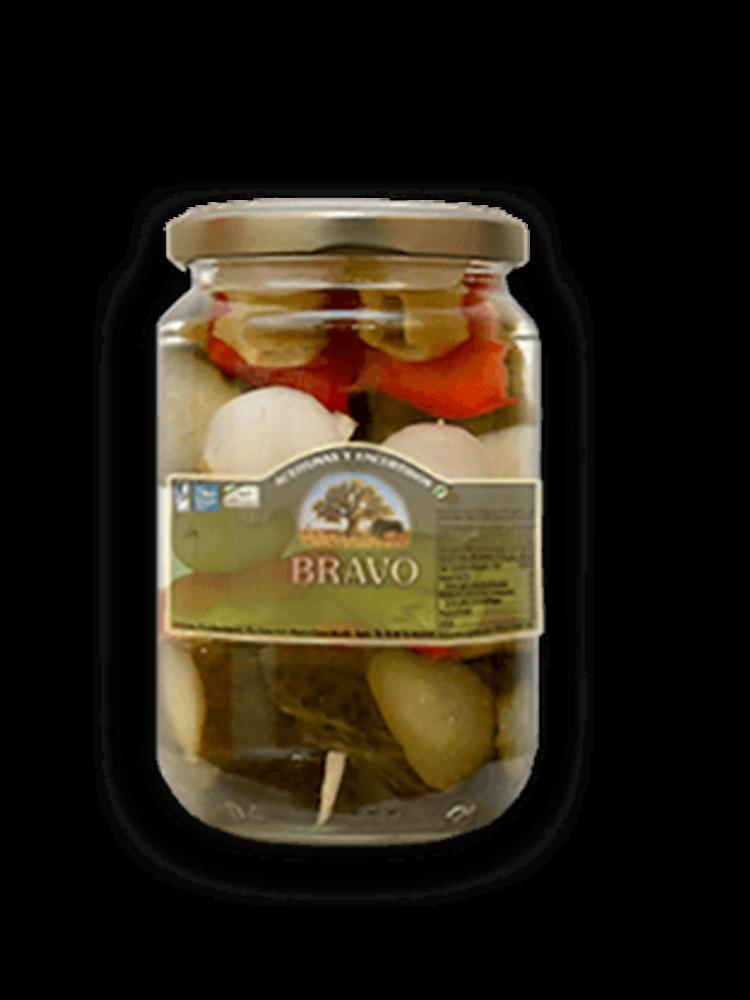 """Bravo Bravo Gemüsespiesschen """"Banderillas"""""""