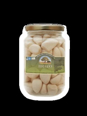 Bravo Bravo ajos blancos aliñados