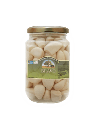 Bravo Bravo eingelegter Knoblauch