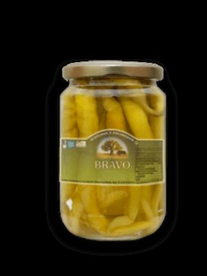 Bravo Bravo eingelegte Peperoni