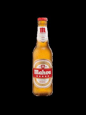Mahou Cerveza Mahou 5 Estrellas 330ml