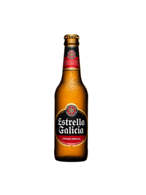 Estrella Galicia Cerveza Estrella Galicia Especial 6x330ml