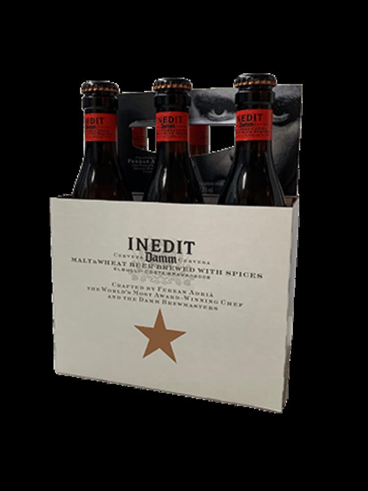 Damm Cerveza Inedit 6x330ml