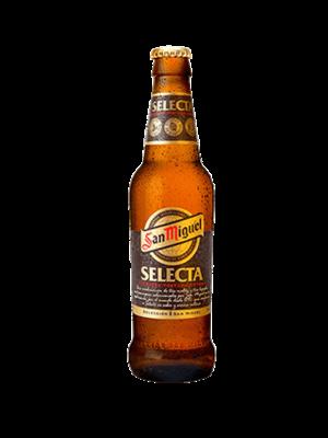 San Miguel Cerveza San Miguel Selecta 6x330ml