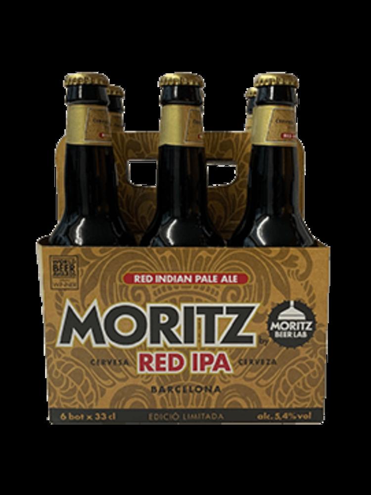 Moritz Cerveza Moritz Red IPA 6x330ml