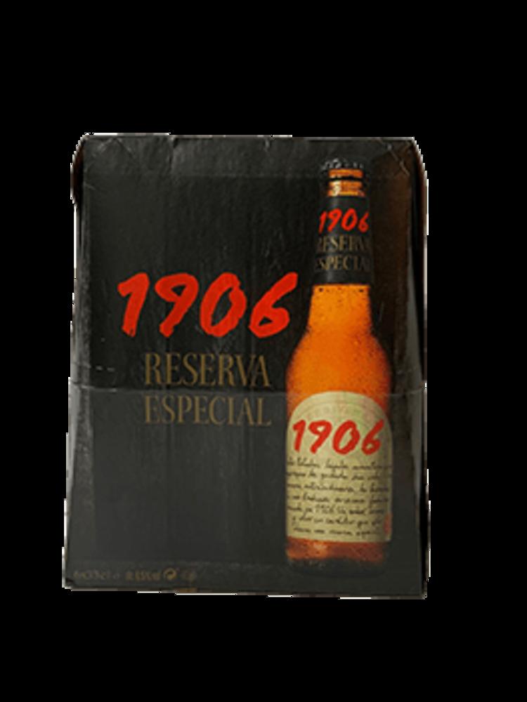 Estrella Galicia Bier 1906 6x330ml