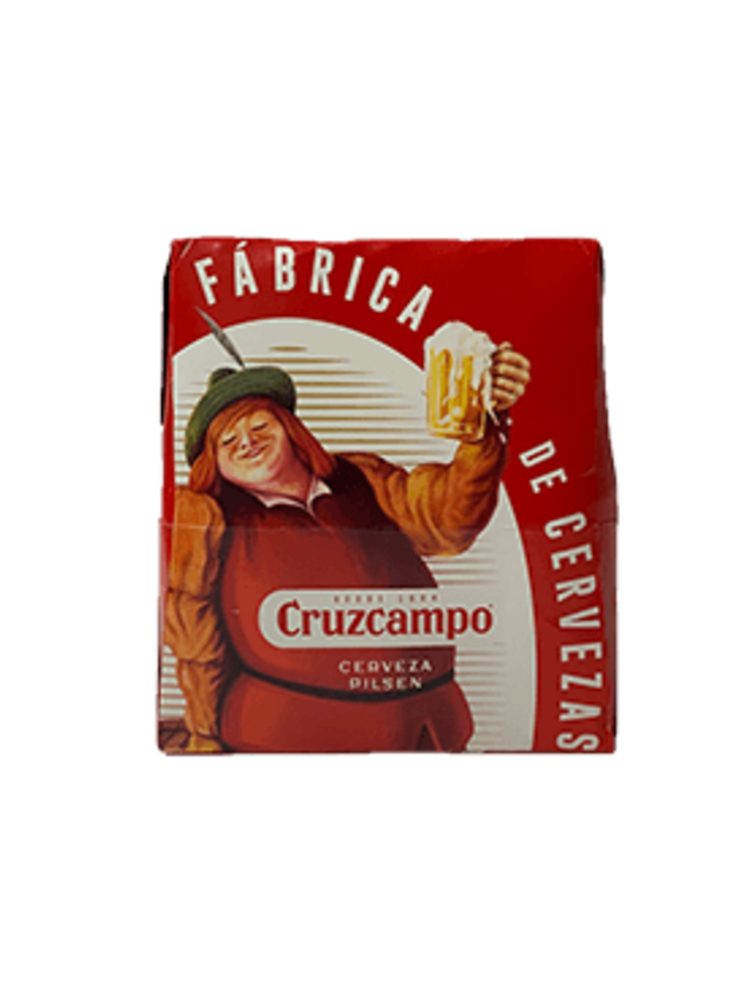 Cruzcampo Cerveza Cruzcampo 6x250ml